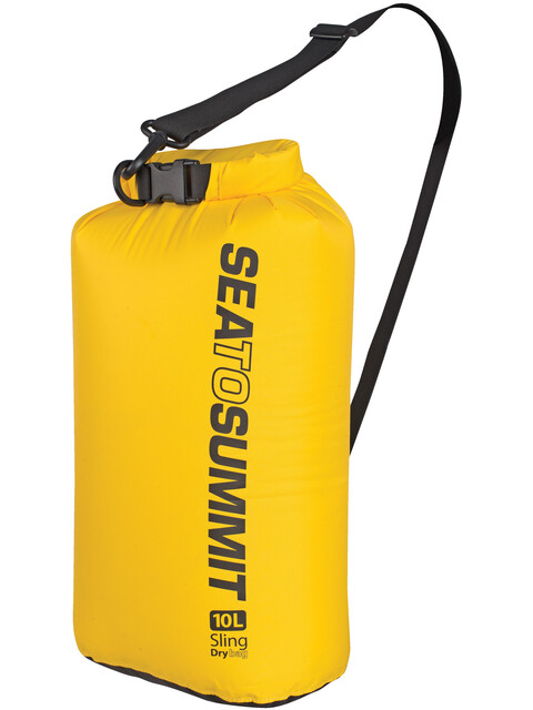 Sea to Summit Lightweight Sling Dry Bag 10l Yellow